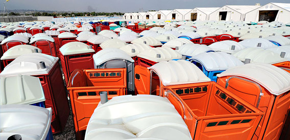 Champion Portable Toilets in Augusta, GA